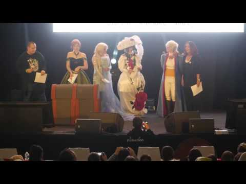 related image - HeroFestival 2016 - Marseille - Concours Cosplay - 00 - Intro - Présentation du Jury