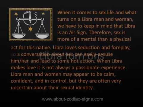 Attracting libra man