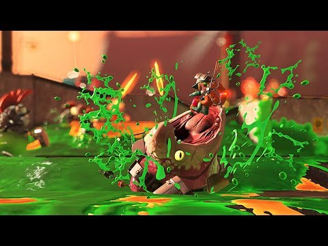 Splatoon 2 - Salmon Run in a nutshell