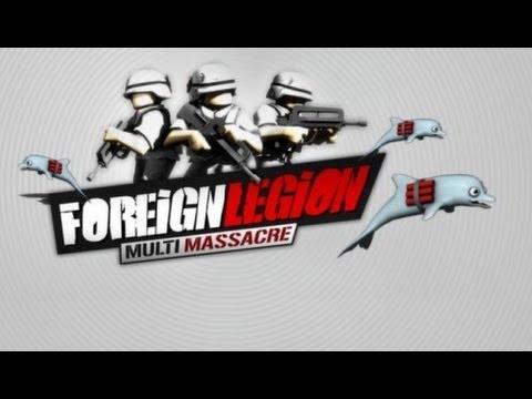 Поиграем в Foreign Legion: Multi Massacre #1