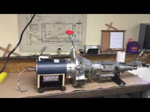 RV7 TO EV7 EPISODE 5 MOTOR MOUNT