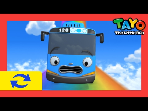 1 HOUR LOOP Opening L Theme Song L Tayo The Little Bus