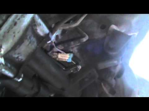 part 1 power steering hose replace on 1997 chevy - YouTube