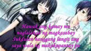 Repeat youtube video Sana Tayong Dalawa Nalang by CurseOne ft. Missy (lyrics)