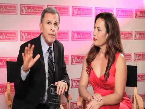 TONY PLANA RED CARPET INTERVIEW with Marabina Jaimes