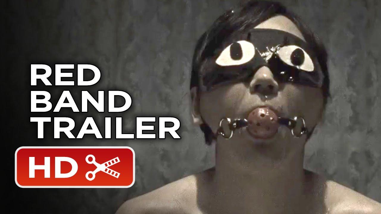R100 Official US Release Trailer (2015) - Hitoshi Matsumoto Comedy HD