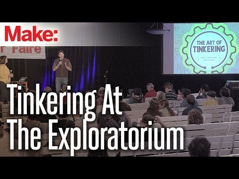 The Art of Tinkering - Karen Wilkinson and Mike Petrich