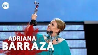 Premios Platino 2018 | Adriana Barraza Premio Platino de Honor