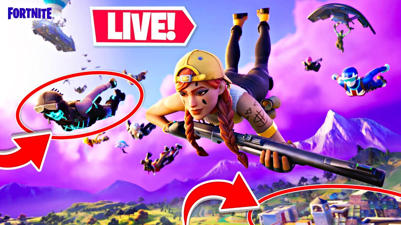 Download NEW UPDATE!! MAP CHANGES + NEW WEAPONS! (Fortnite Season 8)