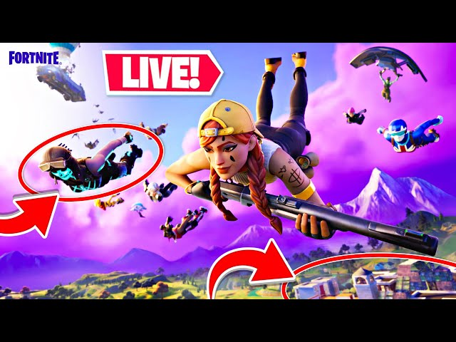 NEW UPDATE!! MAP CHANGES + NEW WEAPONS! (Fortnite Season 8)