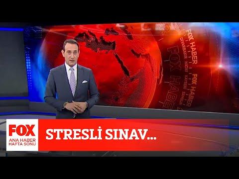 Stresli sınav... 20 Haziran 2020 FOX Ana Haber Hafta Sonu