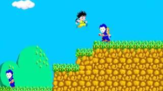 Kid Niki Radical Ninja - Arcade
