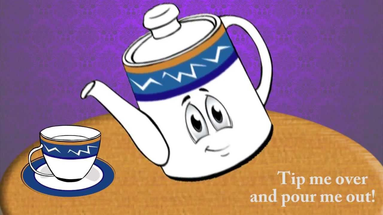 I'm little teapot. Английские песни для детей. Наше всё!