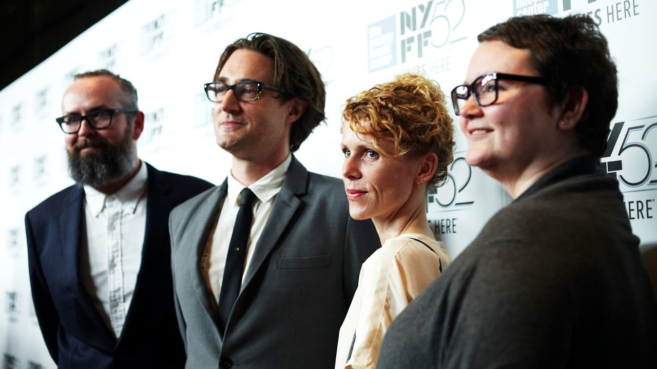 """NYFF52 """"One Cut, One Life"""" Red Carpet   Lucia Small"""