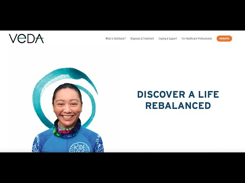 BodCast Episode 98: Getting Help with Vestibular System Disorders with VeDA