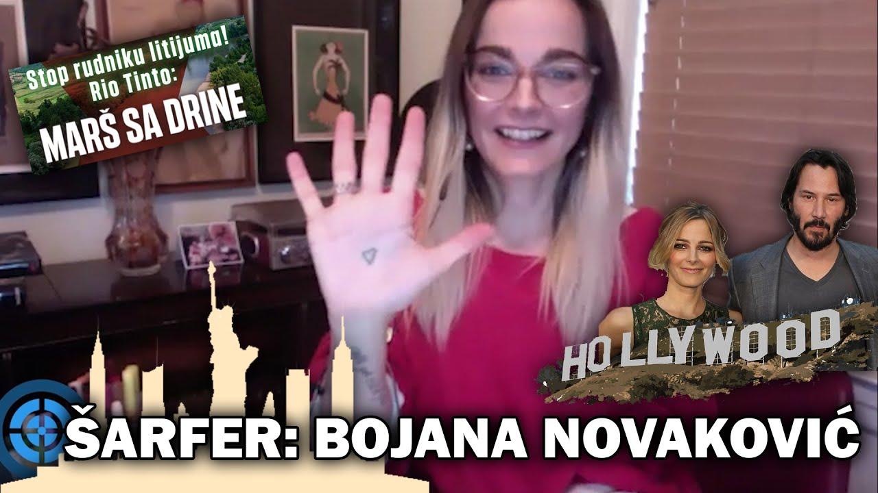 Download Šarfer: Glumica Bojana Novaković o Rio Tinto, Holivudu, optimizmu, profitu i konzumerizmu....