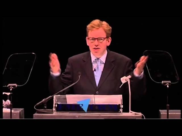 Pieter de Rijk   Speakers Academy ®   Kort