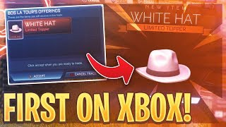 I found the worlds first WHITE HAT on *XBOX!* (30,000+ KEYS)