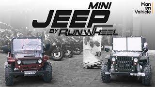 Review: Mini Jeep Indonesia By Run Wheel | Mainan anak generasi masa kini