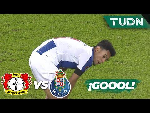 ¡Gol del Porto! Aún tienen vida | Bayer Lev 2 - 1 Porto | Europa League - 16vos de final | TUDN