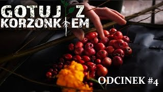 Gotuj z Korzonkiem #4! Głóg, Rajskie Jabłka, Dzika róża