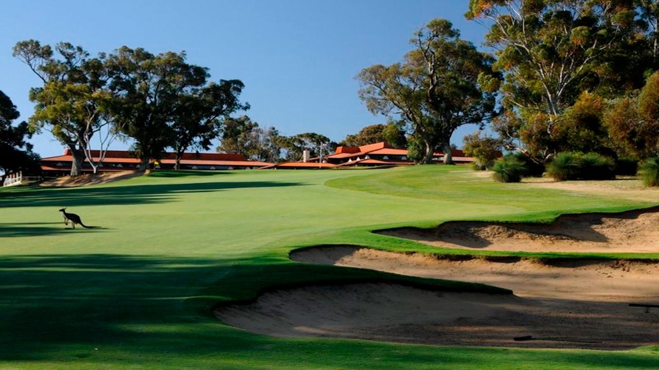 Lake Karrinyup Country Club in Western Australia  Top golf