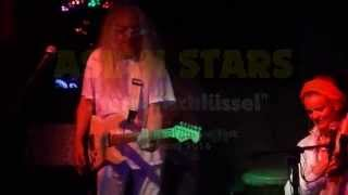 """Sternenschlüssel"" ASIAN STARS live Tef Fonfara World Music Weltmusik"