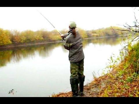 рыбалка курган село
