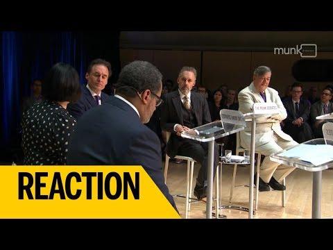 Black Conservative Reaction To Jordan B Peterson Michael Dyson MUNK Debate