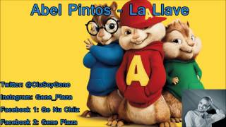 Abel Pintos - La Llave | Alvin y las Ardillas | Gene Plaza