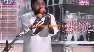 Zakir Zuriat Imran Sherazi and Zakir Taqi Abbas Qayamat-masaib