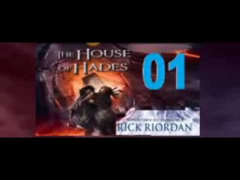 Rick Riordan; The House of Hades Audiobook Part 3/1