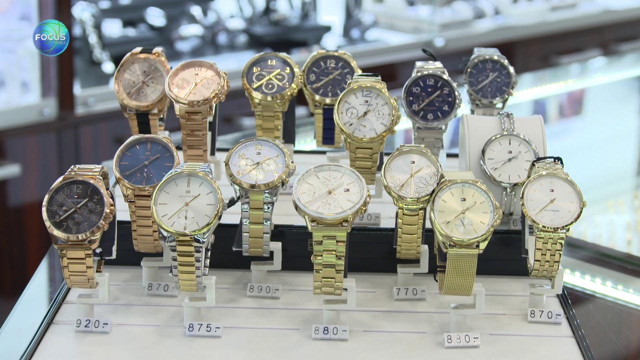 b77dc5199d5f3 Jubiler Karkosik zegarki Tommy Hilfiger - Focus Mall Bydgoszcz - YouTube