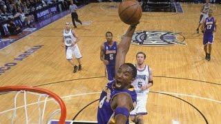Best of Kobe Bryant in Sacramento