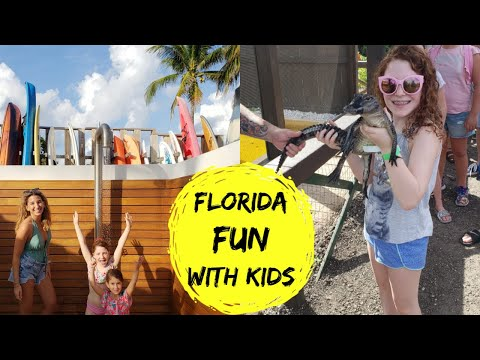 What To Do In Miami, Florida With Kids - Travel Vlog | Momjo