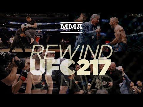 UFC 217 Rewind: GSP Defeats Michael Bisping  - MMA Fighting