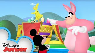 Spring Time with Mickey and friends! | Mickey Mouse Clubhouse | Disney Junior