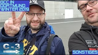 GERMAN COMIC CON - Dortmund Winter 2019