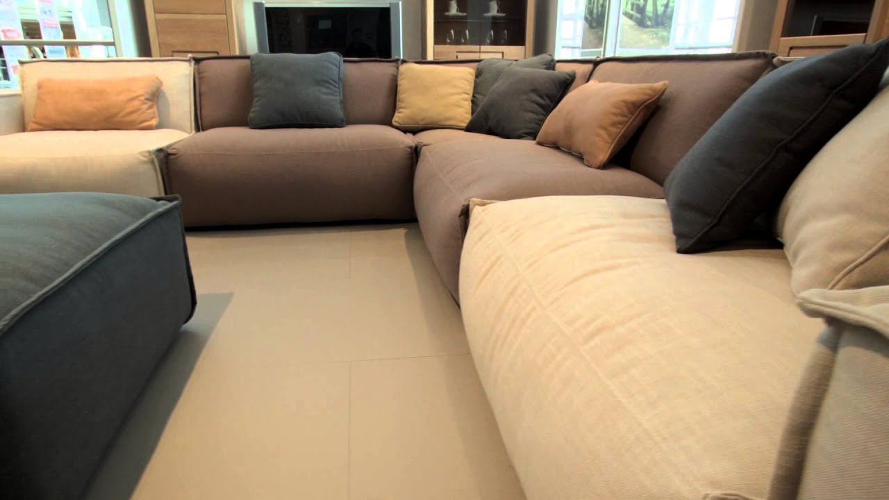 OSTERMANN - MONDO Mood Sofa - YouTube