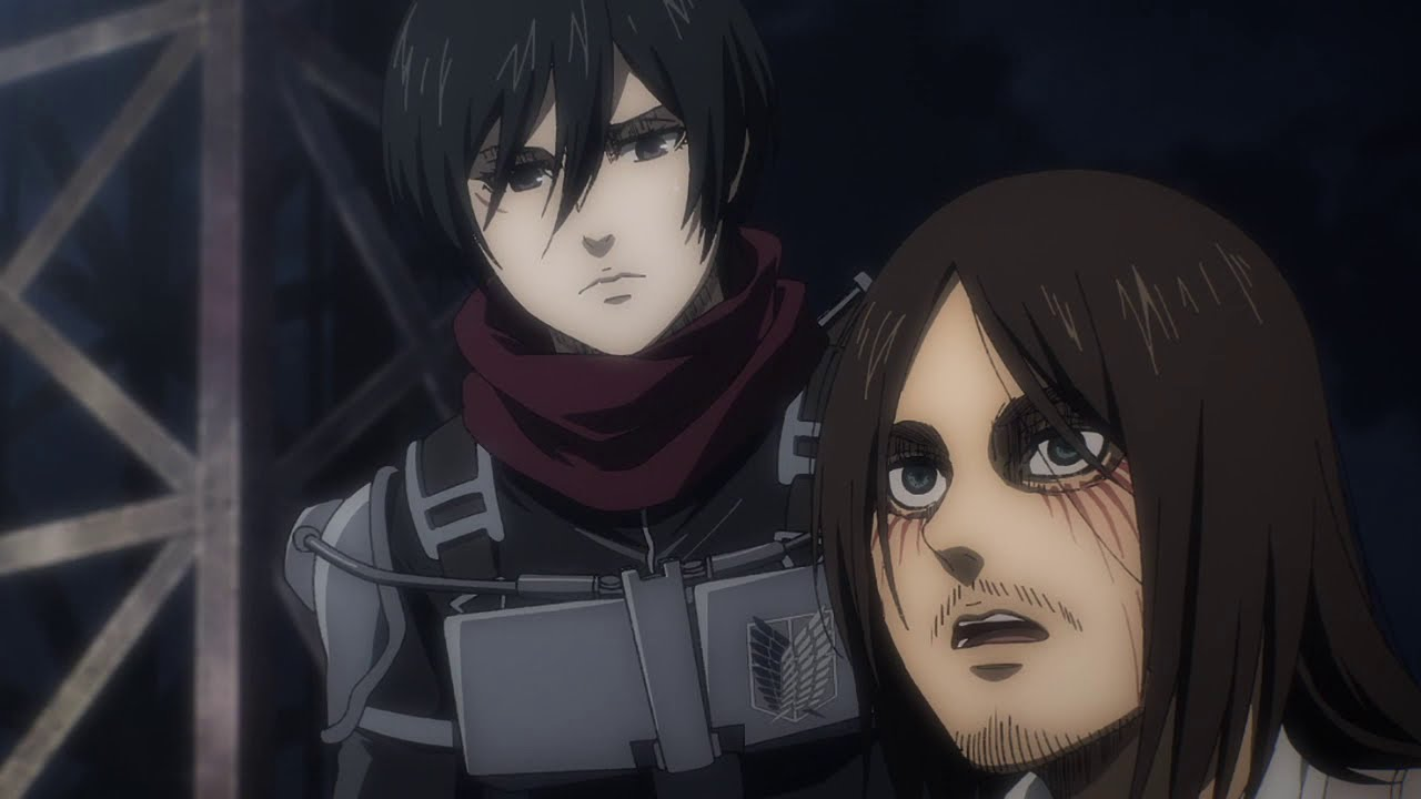 Download All Mikasa Ackerman Moments in Attack on Titan Season 4 Episode 6