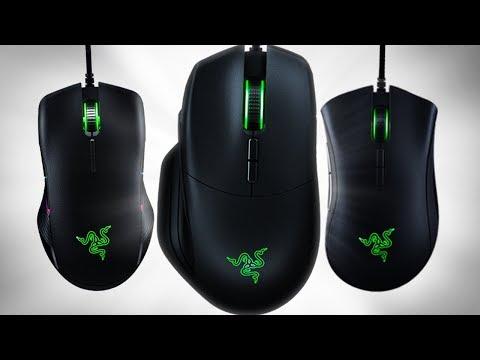 Los MEJORES mouse de RAZER ¿Cuál elegir? Razer Basilisk, Deathadder Elite y Lancehead: