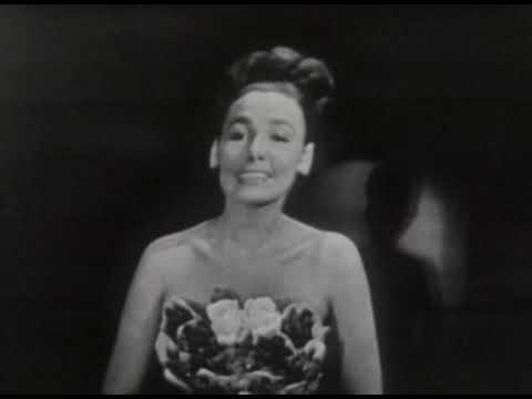 """Lena Horne """"Can't Help Lovin' Dat Man"""" on The Ed Sullivan Show"""