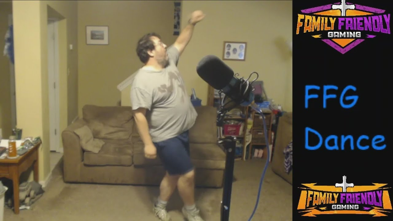 FFG Dance Dance Chasing Ghosts