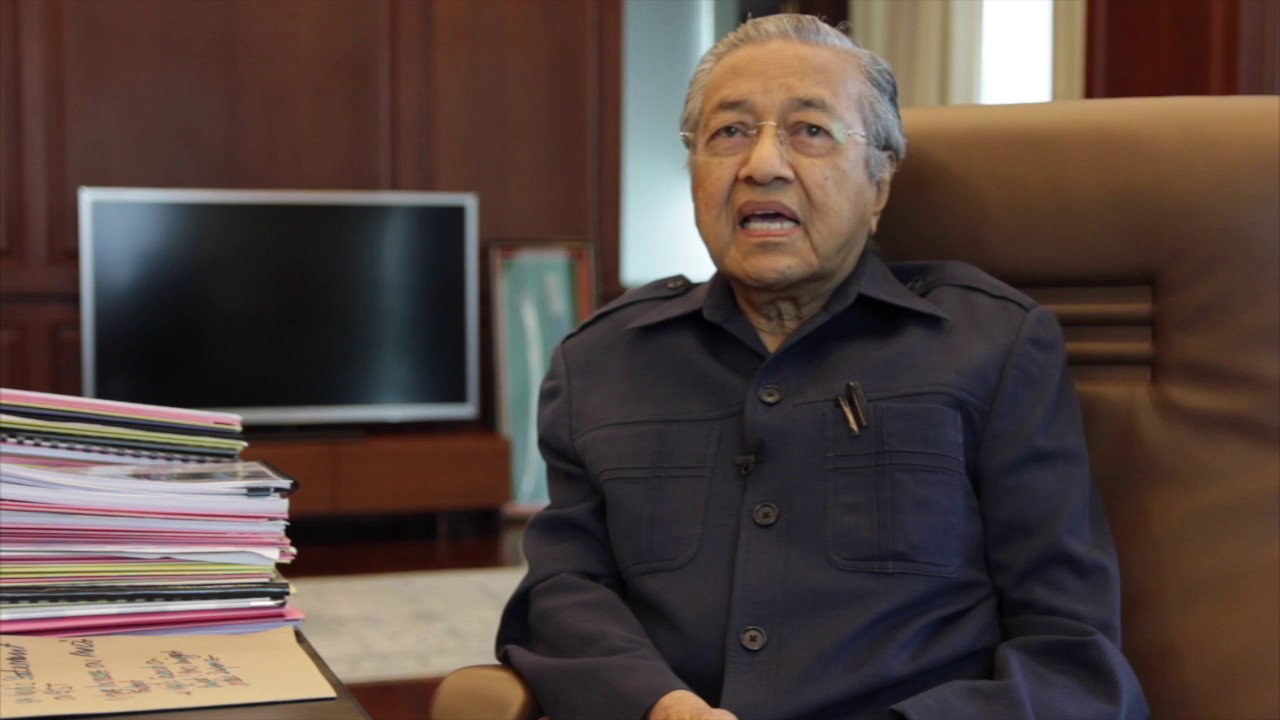 Dr Mahathir Mohamad Shares His Secret To Looking Young Se Asia