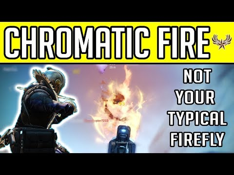 Chromatic Fire Exotic Review (Warlock Chest)