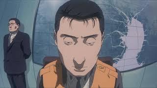 Em outro trecho fabuloso do filme, tanto Gotoh quanto Shinobu passam por perrengues devido terem sido usados como bode expiatório pelo governo japonês.