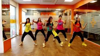 SUCKER Jonas Brothers Zumba Dance Fitness choreography by ZSTARS