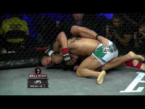 Bellator MMA: Roger Huerta vs. Chad Hinton FULL FIGHT
