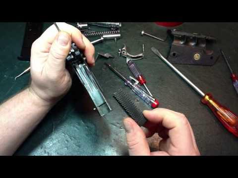 Peter´s Stahl Colt 1911 cal.45 ACP zerlegen und zusammenbauen (Complete Disassembly and Reassembly)