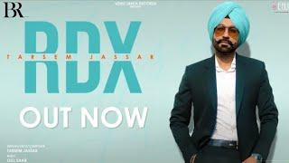 RDX (Original) (Tarsem Jassar) Mp3 Song Download